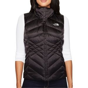 North Face thermal vest